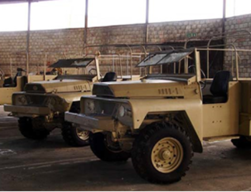 ACMAT SM 420 4X4 Troops transport – Available : 3