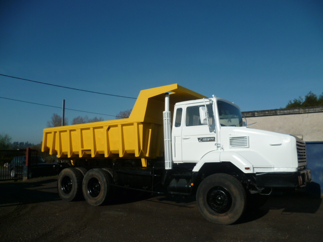 RENAULT CBH 6X4 - 6X6